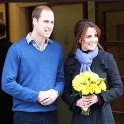 Kate Middleton Tinggalkan Rumah Sakit