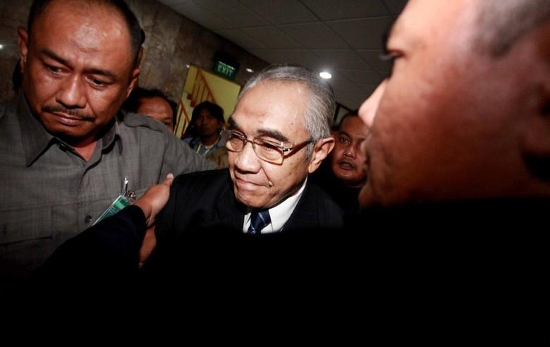 Ketua Komisi III: Usai Dipecat, Hakim Agung Yamani Harus Diproses Hukum
