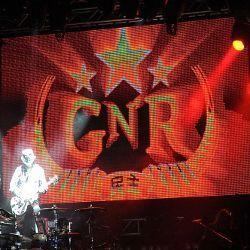 Konser Guns N\ Roses Diundur & Pindah Tempat