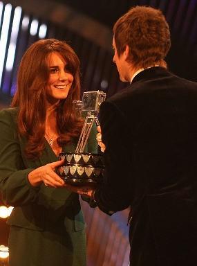 Ini Dia Penampilan Perdana Kate Middleton Pasca Pengumuman Kehamilannya