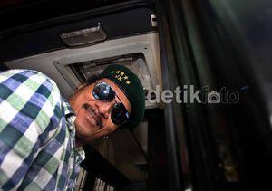 John Kei Bacakan Pledoi, Sidang Dijaga 2 Barracuda & 1 Water Cannon