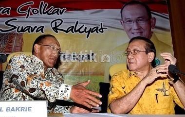DPP Golkar Minta Akbar Berhenti Goyang Pencapresan Ical