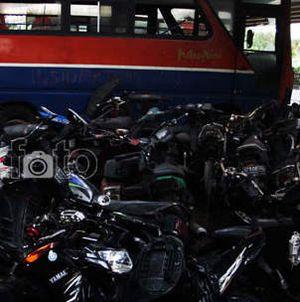 Selama Tahun 2012, Ada 84 Orang Meninggal dalam Kecelakaan di Jalan