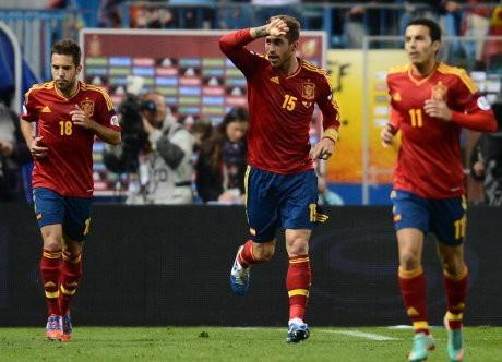 Misi Spanyol di 2013, Del Bosque: Lolos ke Piala Dunia