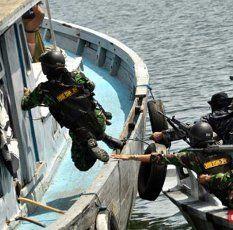 Kapal Berisi Solar & Premium Dibajak Perompak Bersenjata di Perairan Batam