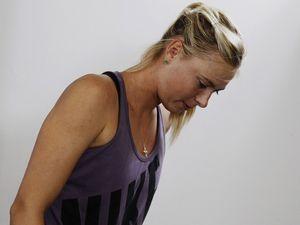 Cedera, Sharapova Mundur dari Brisbane International