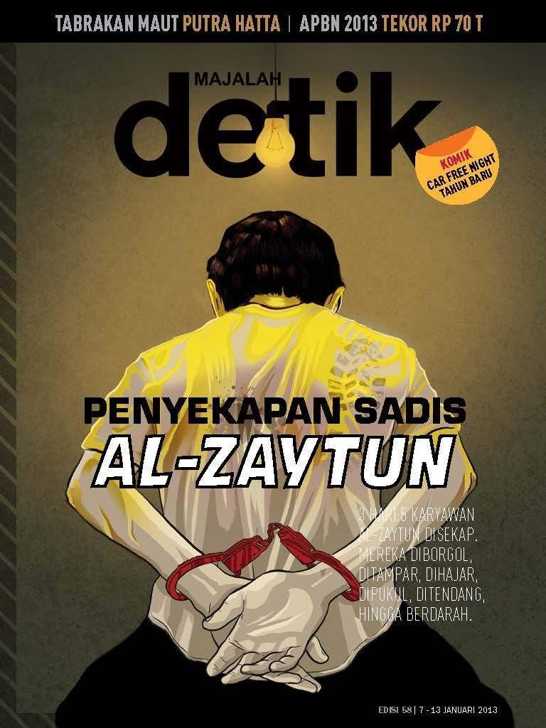 Penyekapan Sadis Al-Zaytun