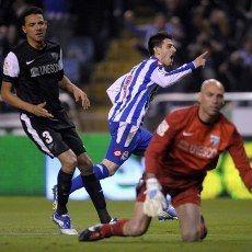 Malaga Ditekuk Deportivo 0-1