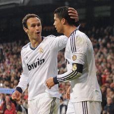 Pujian Mourinho untuk Ronaldo & Carvalho