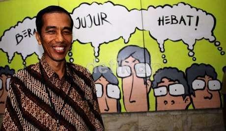 Jokowi Dinobatkan Sebagai \Walikota Terbaik Ketiga Dunia\