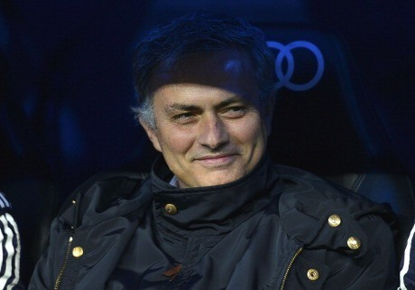 Mourinho Tonton MU vs Liverpool di Old Trafford