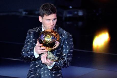 Jika Bisa, Messi Ingin Tukar Trofi Ballon d\Or dengan Gelar Piala Dunia