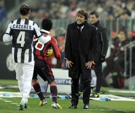 Respons Juventus Bikin Conte Puas