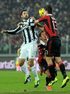 Juventus Kalahkan Milan Lewat Perpanjangan Waktu