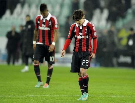 Allegri Sebut Milan Tak Layak Kalah