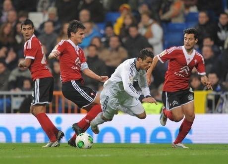 Ronaldo Hat-trick, Madrid Gilas Celta Vigo 4-0