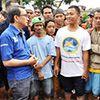 XL Serahkan Bantuan untuk Korban Banjir