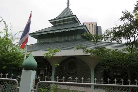 Keren! Ada Masjid Jawa di Bangkok