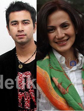 Raffi Ahmad Ternyata Sedang Pendekatan dengan Wanda Hamidah