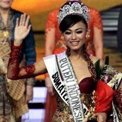 Jadi Putri Indonesia Jadi Mimpi Whulandary Sejak Kecil