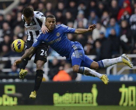 Sissoko Dua Gol, Newcastle Atasi Chelsea 3-2