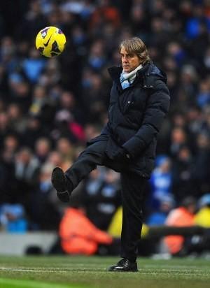 Mancini Yakin Bakal Ada Waktunya MU Menurun