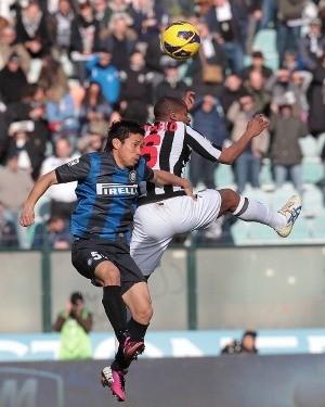 Inter Kalah 1-3 dari Siena