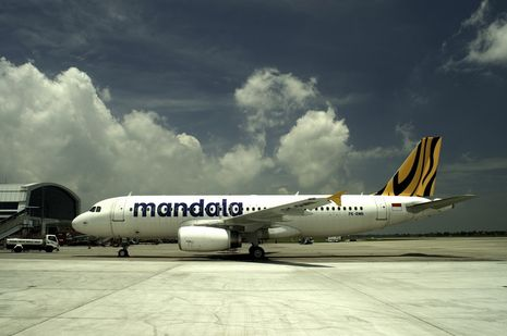 Mandala Airlines Tebar Promo, Beli Satu Dapat Dua Tiket!