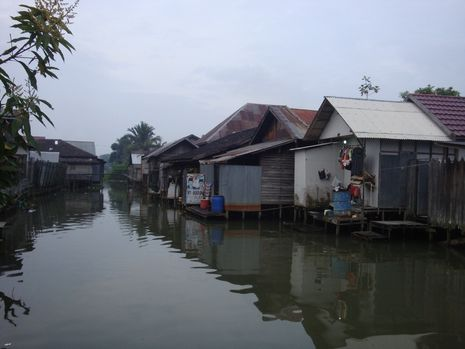 Sungai Lulut, Venesia dari Kalimantan Selatan