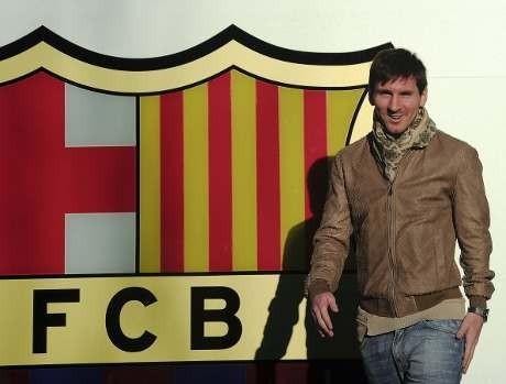 Messi: Barcelona Satu-satunya Klubku di Eropa