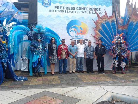 Belitong Beach Festival 2013, Pesta Pantai Meriah di Belitung