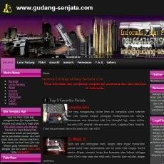 Tawarkan Berbagai Jenis Pistol, Situs Gudang-Senjata Dipantau Polisi