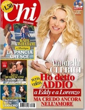 Majalah Italia Pajang Foto Berbikini Kate Middleton Saat Hamil