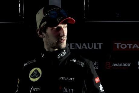 Lotus Percaya kepada Grosjean