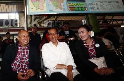 PDIP: Walau Jadi Jurkam, Jokowi Tetap Melayani Publik