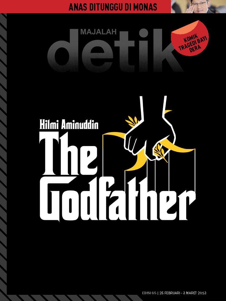 Dari NII Jadi Godfather