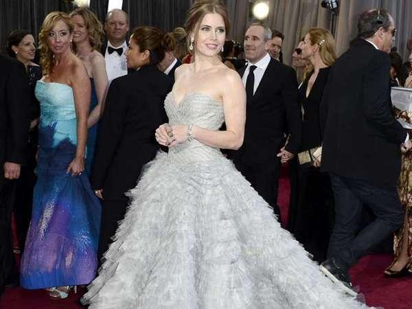 Keanggunan Para Selebriti di Red Carpet Oscar 2013 (Part 2)