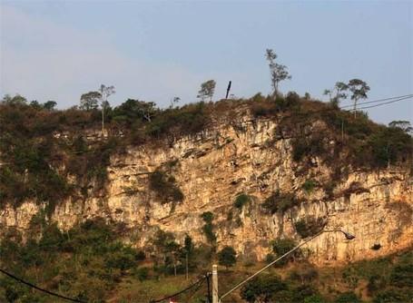 Cerita Pedang Misterius di Gunung Karst, Bandung Barat