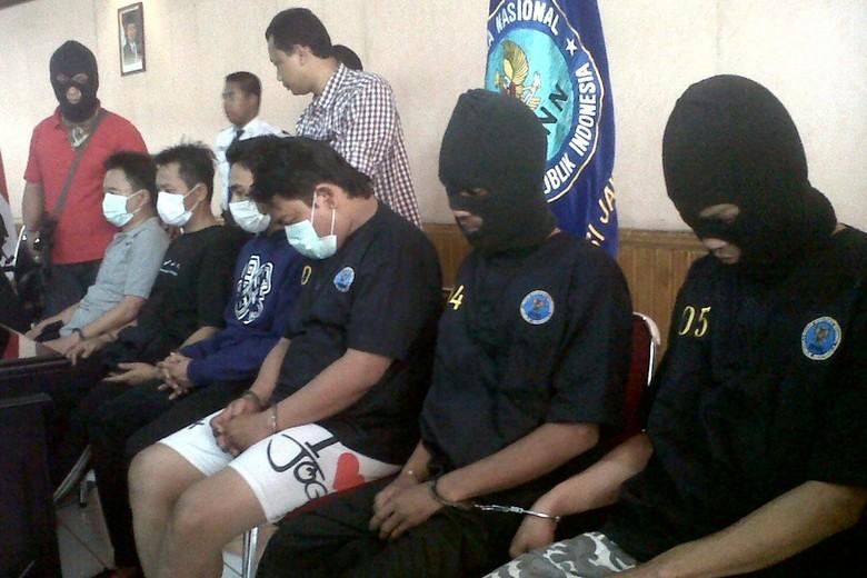 BNN Tangkap Perwira di Semarang Saat Ambil Pesanan Sabu