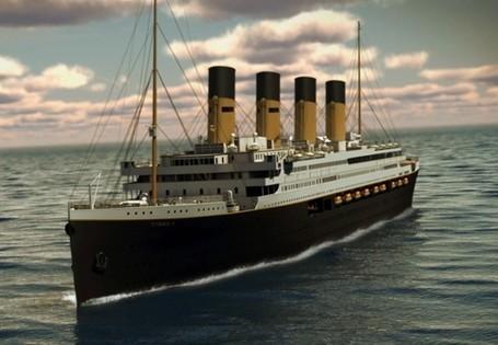 Kapal Titanic II Siap Berlayar di 2016