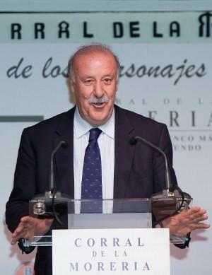 Del Bosque: Final Copa del Rey Sebaiknya Tetap di Madrid