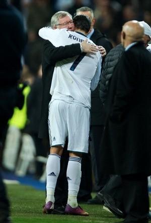 Ferguson Tepis Rumor Ronaldo Kembali ke MU