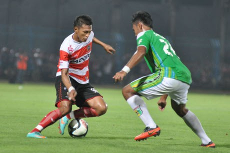 Madura United Tekuk Mitra Kukar 3-1