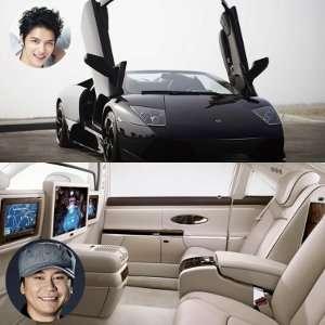 5 Artis Korea dengan Mobil Termahal