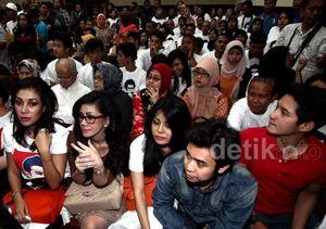 Artis Ramai-ramai Dukung Raffi Ahmad di Sidang Praperadilan