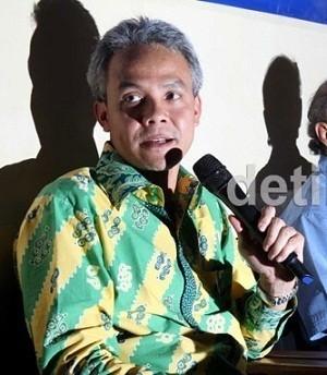 Ganjar Pranowo: Saya Acungi 2 Jempol Pengabdian Mbak Rustriningsih