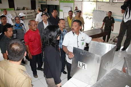 3.942 TPS di Medan Siap Laksanakan Pilgub Sumut
