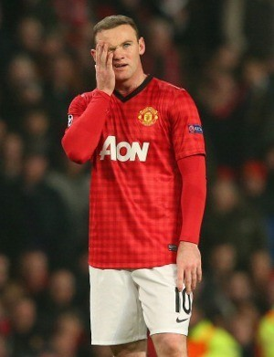 Rumor tentang Masa Depan Rooney di MU Berhembus Kian Kencang