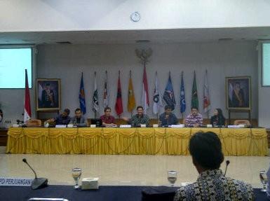 KPU Sosialisasikan Penetapan Dapil dan Alokasi Kursi Pemilu 2014