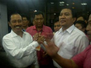 Maju Pilgub Jateng, Hadi Prabowo-Don Murdono Sowan Petinggi PKS